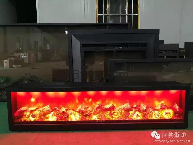 变色壁炉、混色火焰电壁炉 13