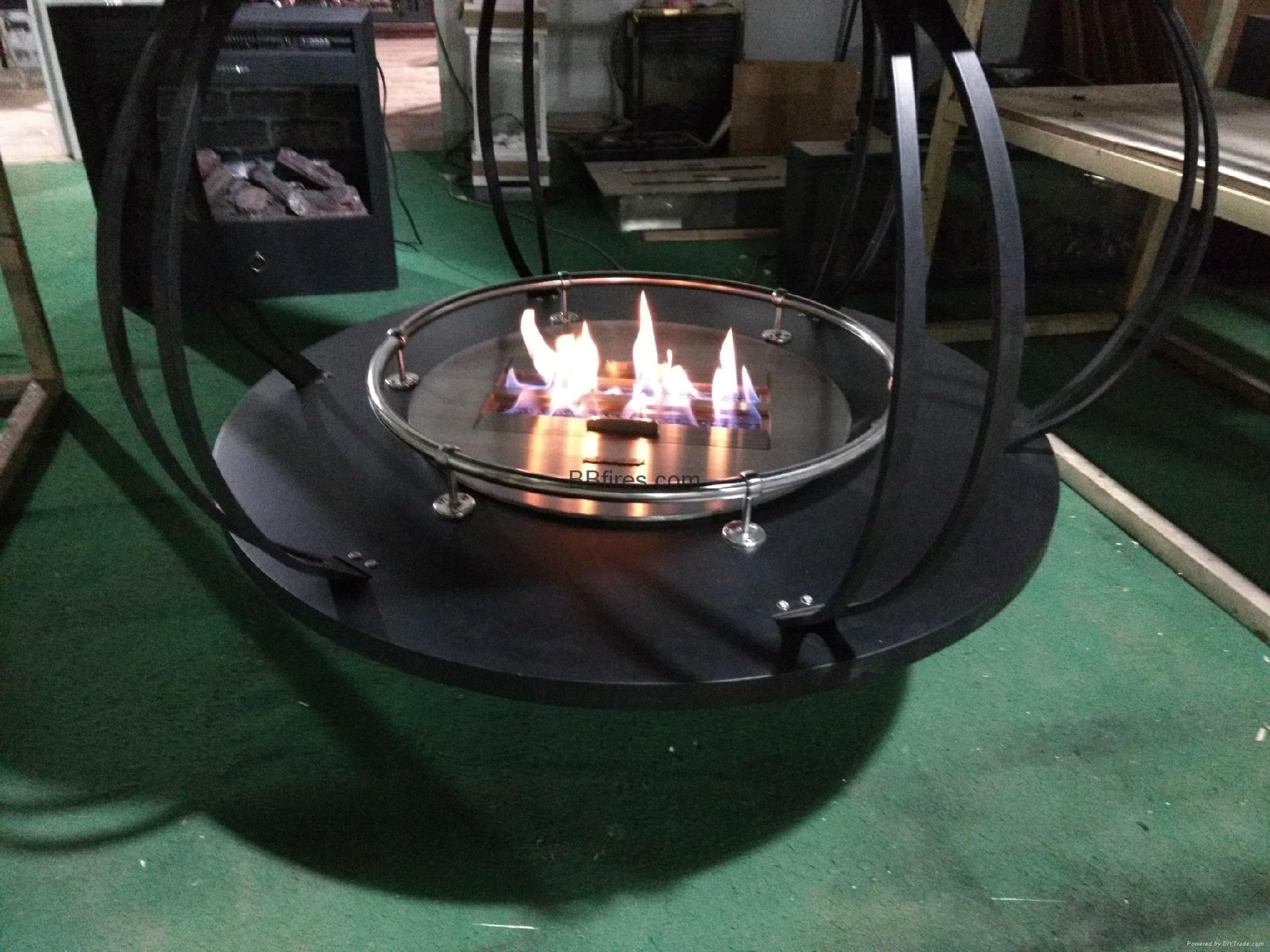 Bio ethanol manual fireplace 4