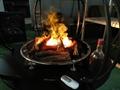 特种3D雾化电子壁炉