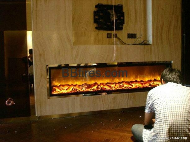 WS Electricity fireplace  8