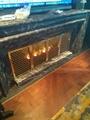 北角董事办工室3D新型立体壁炉