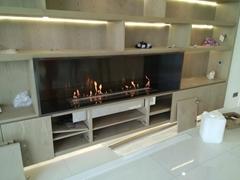 Intelligent Bio fireplace in Hong Kong
