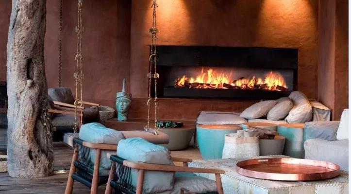 Recent 3D fireplace jobs 3