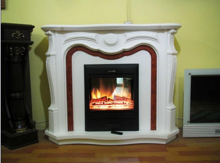(现货)木质装饰壁炉+火炉 12