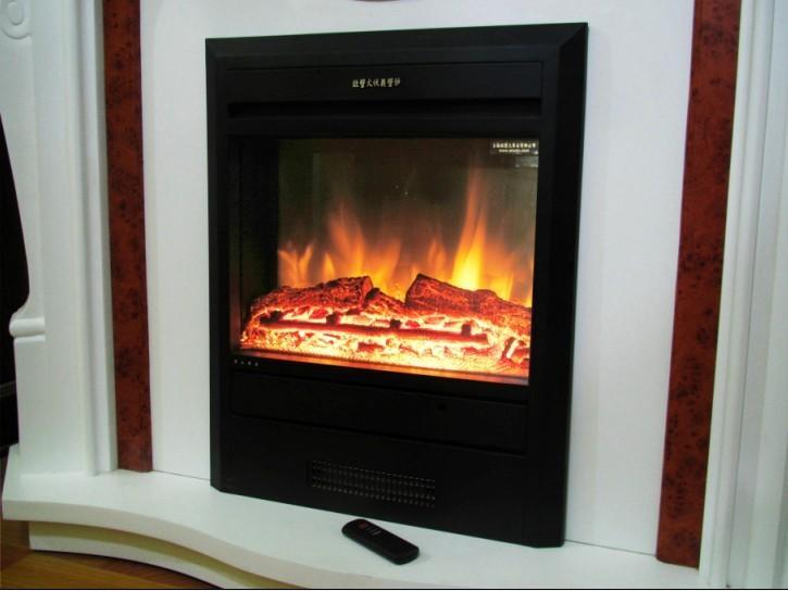 (现货)木质装饰壁炉+火炉 13