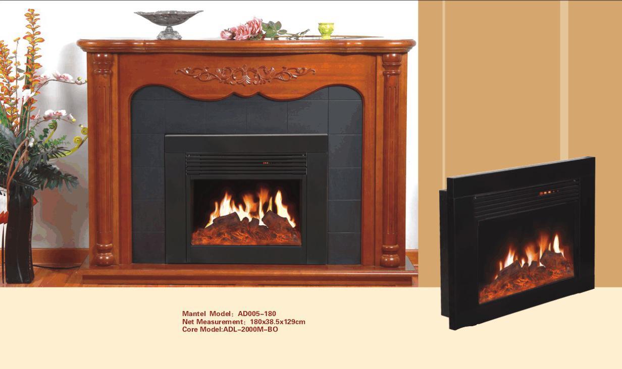 (现货)木壁炉及电火炉 14