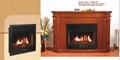 (现货)木壁炉及电火炉 15