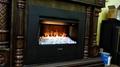 北角董事办工室3D新型立体壁炉工程 18