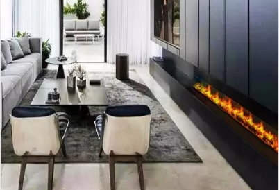 Any shape, dimension fireplace TH Series 3