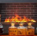 济南贝尔特酒店3D立体壁炉 19