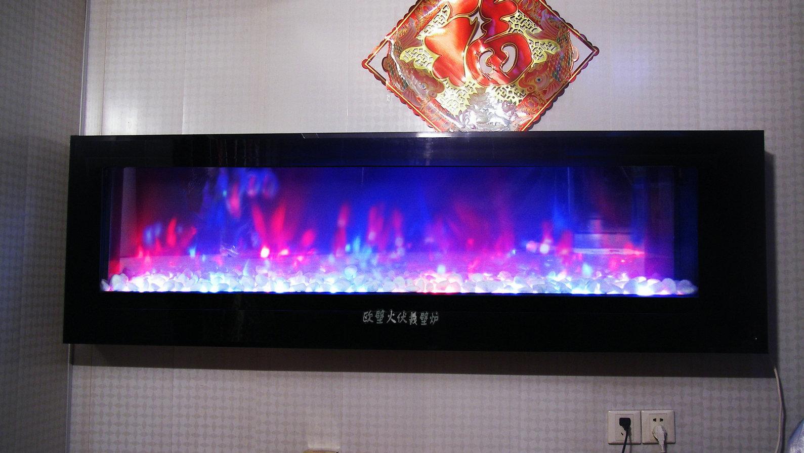 BG2 Series Wall Mounted fireplace
