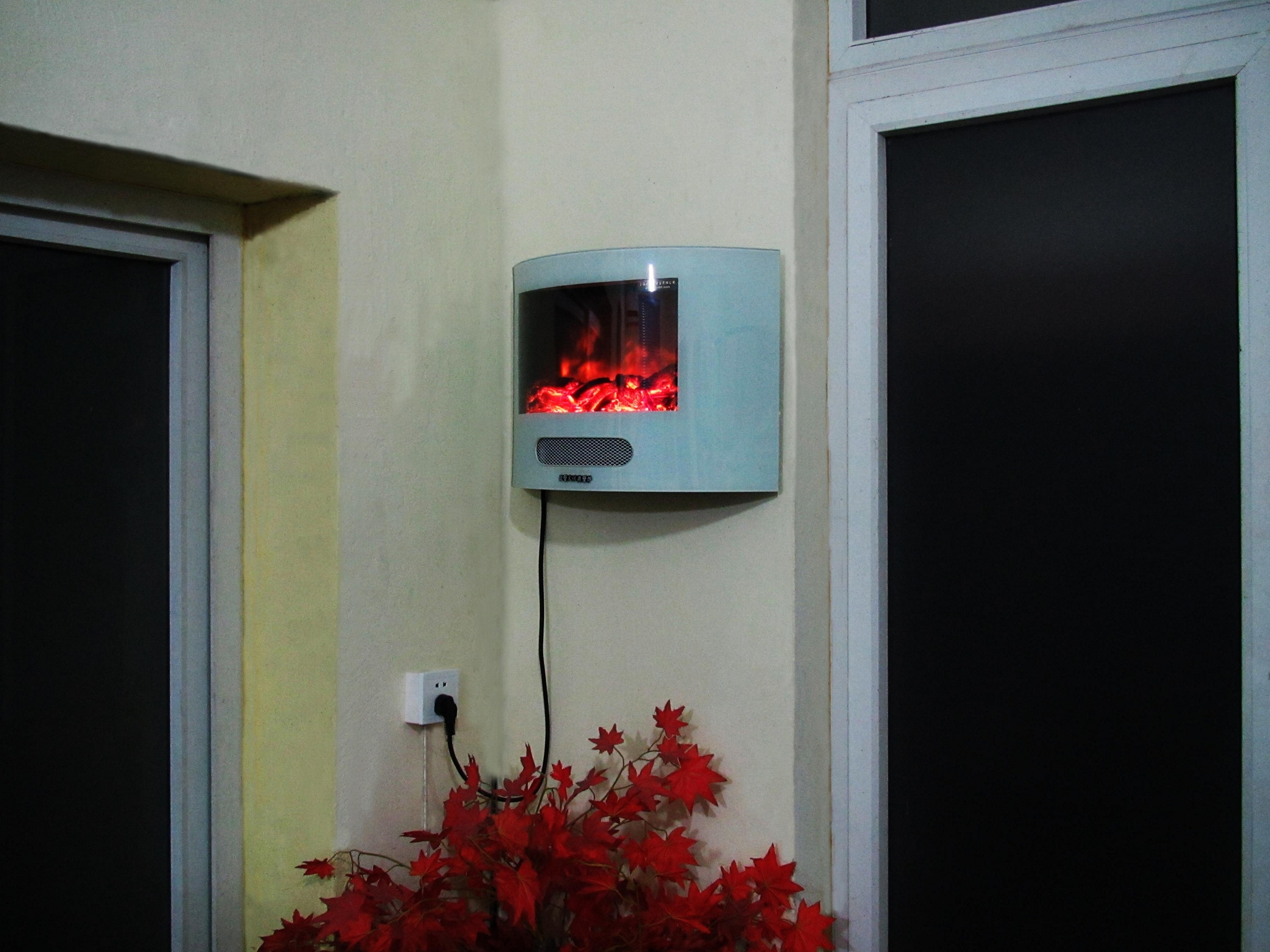 BG2 Series Wall Mounted fireplace  5