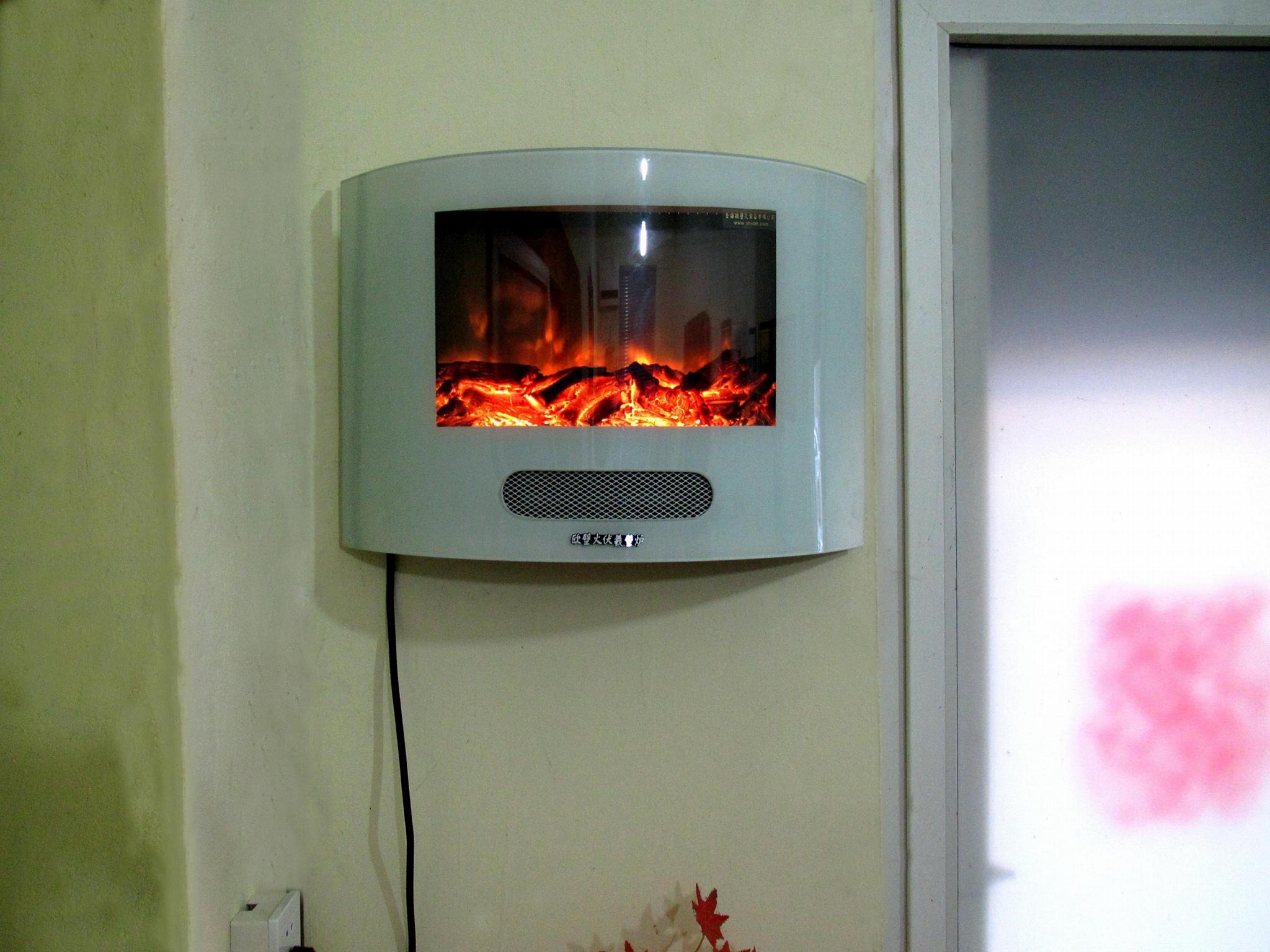 WS系列电壁炉 15