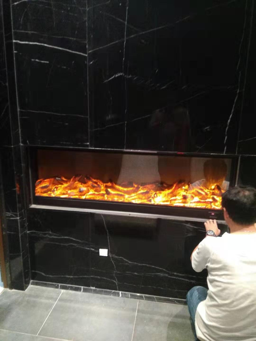 WS Electricity fireplace  9