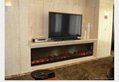 Stock TH Wall mounted & Inert Electrical Fireplace
