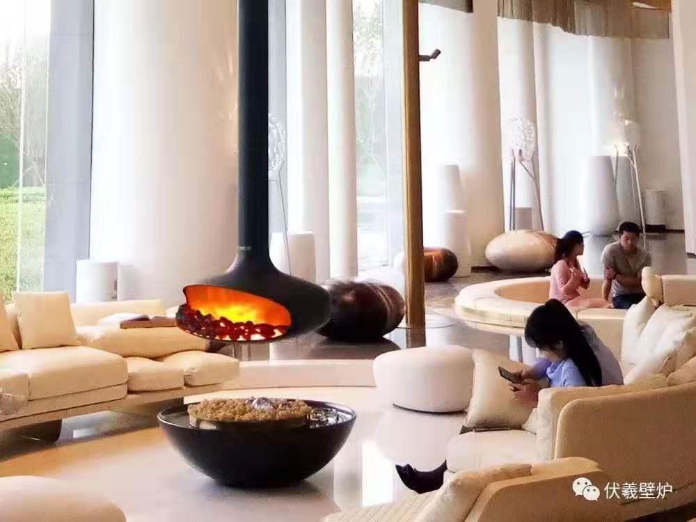 台北酒店美式壁炉 16