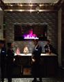 案例:-北角警署酒吧电子壁炉