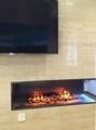 Luzern Boulevard, Kwu Tung  3D fireplace