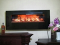 Recent 3D fireplace jobs