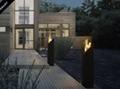 户外3D雾化壁炉系列