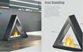Stock Free Stand Bio-ethanol fireplaces