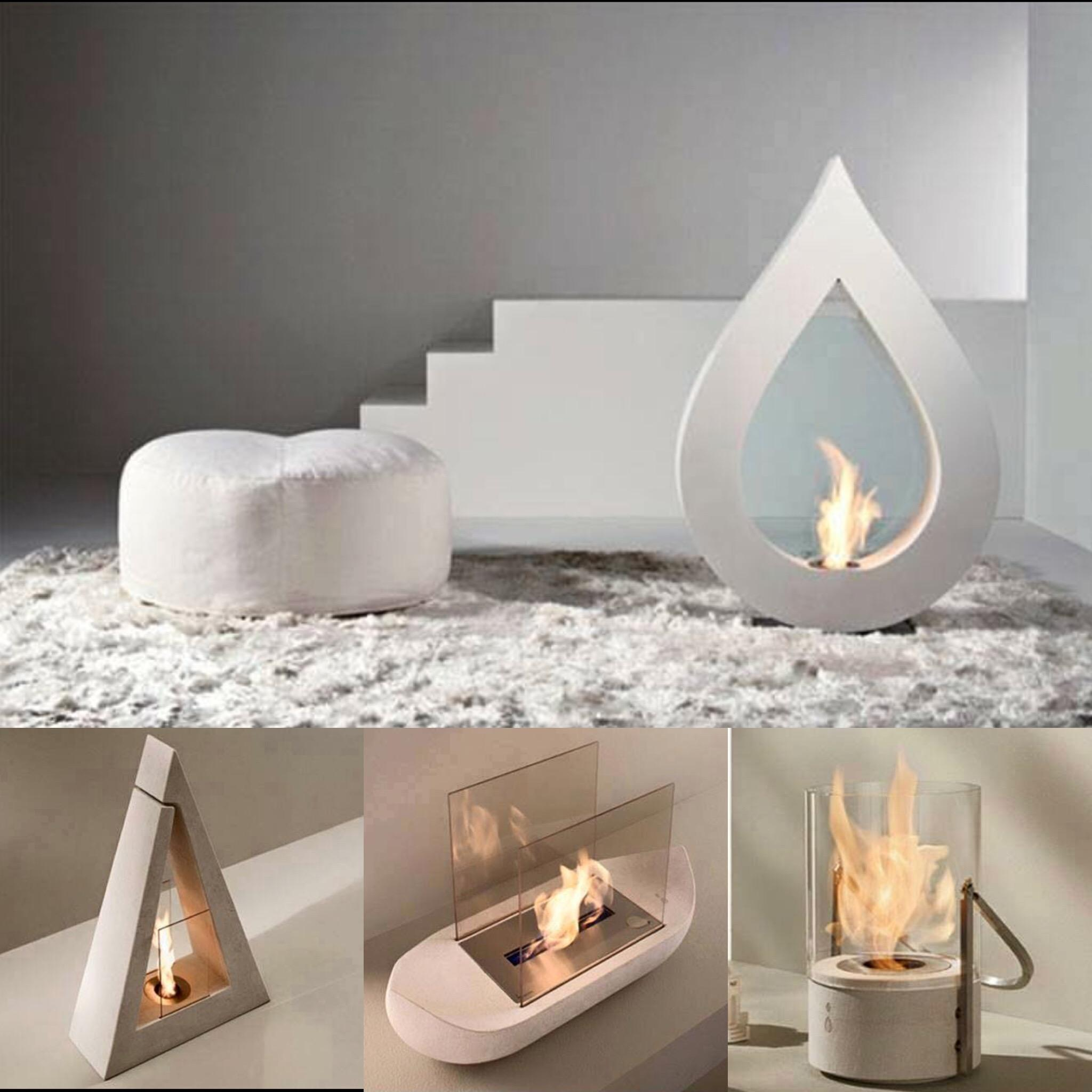Stock Manual Bio Ethanol fireplace 2