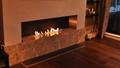Bio Ethanol intelligent fireplace at