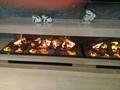 更多立体三维电子雾化壁炉案例