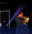 最新3D立体电子壁炉案例(室内及户外)