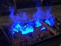 各种颜色特种3D雾化电子壁炉