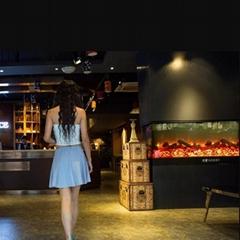 红磡黄埔广场 博艺会案例及现贷S系列电火炉
