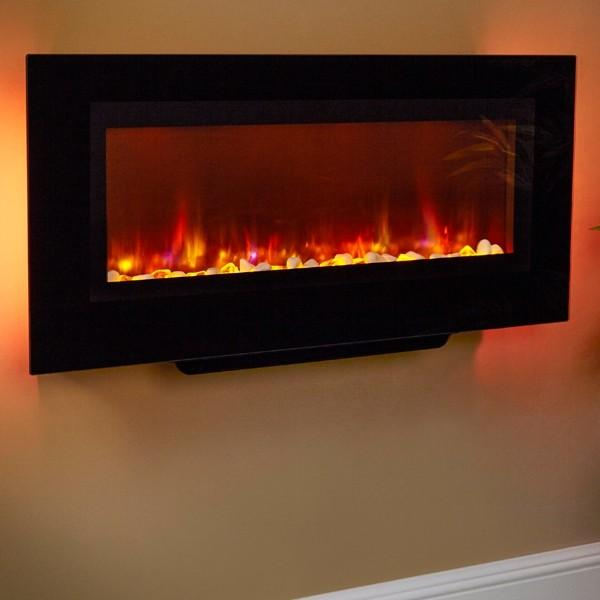 Stock Wall mount New style BG Electric fireplace Series 5