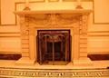 高级大理石壁炉架 15