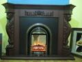高级大理石壁炉架 17