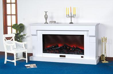 木壁炉+火炉(2米以上的炉架) 18