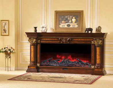 木壁炉+火炉(2米以上的炉架) 19