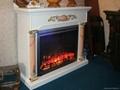 木壁炉架套装