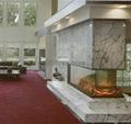 虹桥机场酒店壁炉- 案例