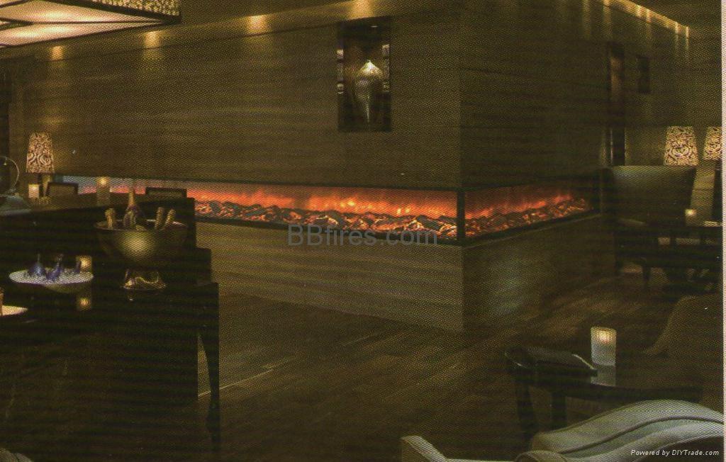 酒店壁炉- 案例