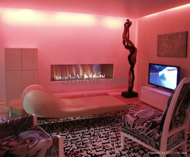BB bio-ethanol intelligent fireplaces in Ritz Carlton Shanghai 18