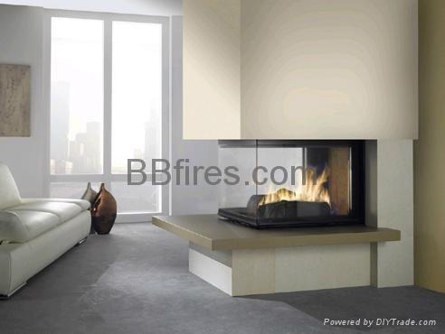 BB bio-ethanol intelligent fireplaces in Ritz Carlton Shanghai 12