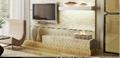 香港新世界发展郑生山顶别墅室内智能酒精壁炉