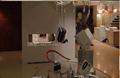 香港新世界发展郑生山顶别墅室内智能酒精壁炉 20