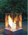 3D及 真火火把酒精壁炉