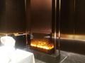 信和大嶼山長沙電子壁爐--兩面觀火案例 3