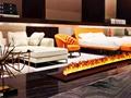 金沙巴黎人地面、三楼 VIP 赌厅3D壁炉