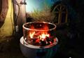 三维立体仿真火焰壁炉(带发热功能) 6