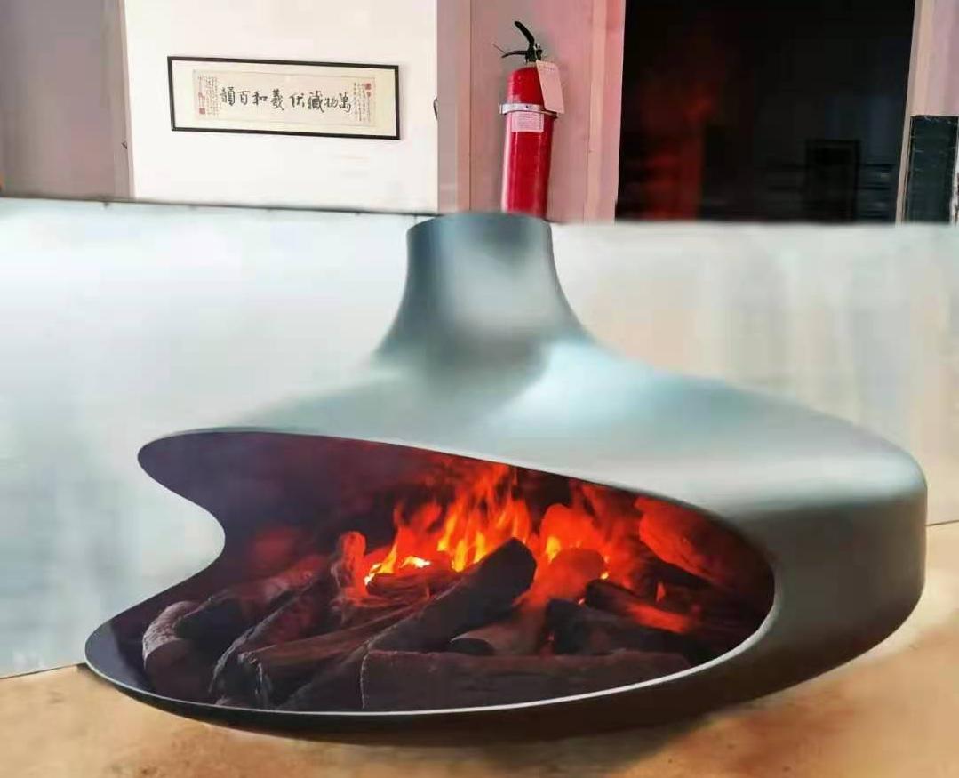 三维立体仿真火焰壁炉(带发热功能) 9
