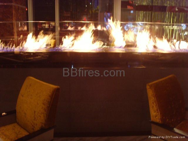 Four Season Hotel Shanghai Bio Ethanol fireplace  5