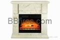 案例-清水湾乡村俱乐部电子壁炉BM-110